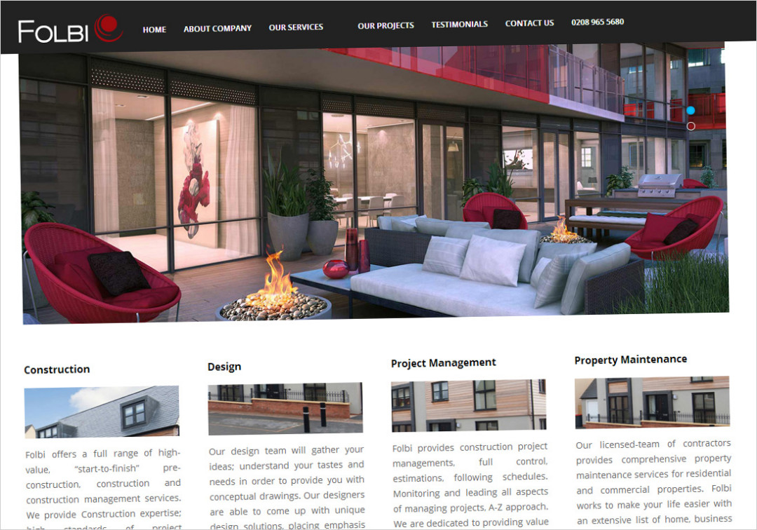 Folbi Construction Solutions