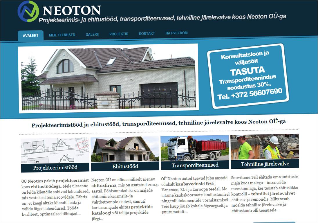 Neoton Building Company