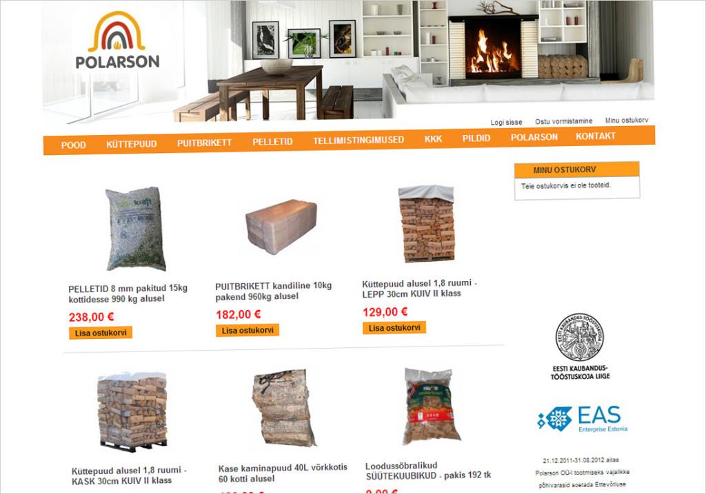 Polarson Online Shop