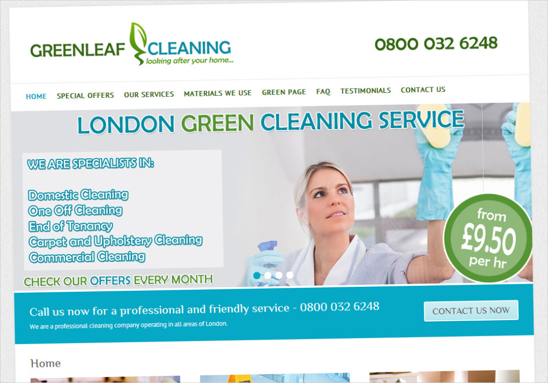 Greenleaf Cleaning