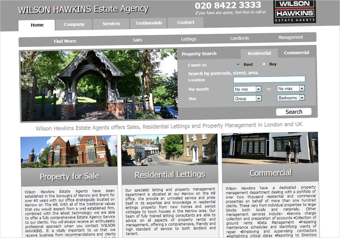 Wilson Hawkins Estate Agents
