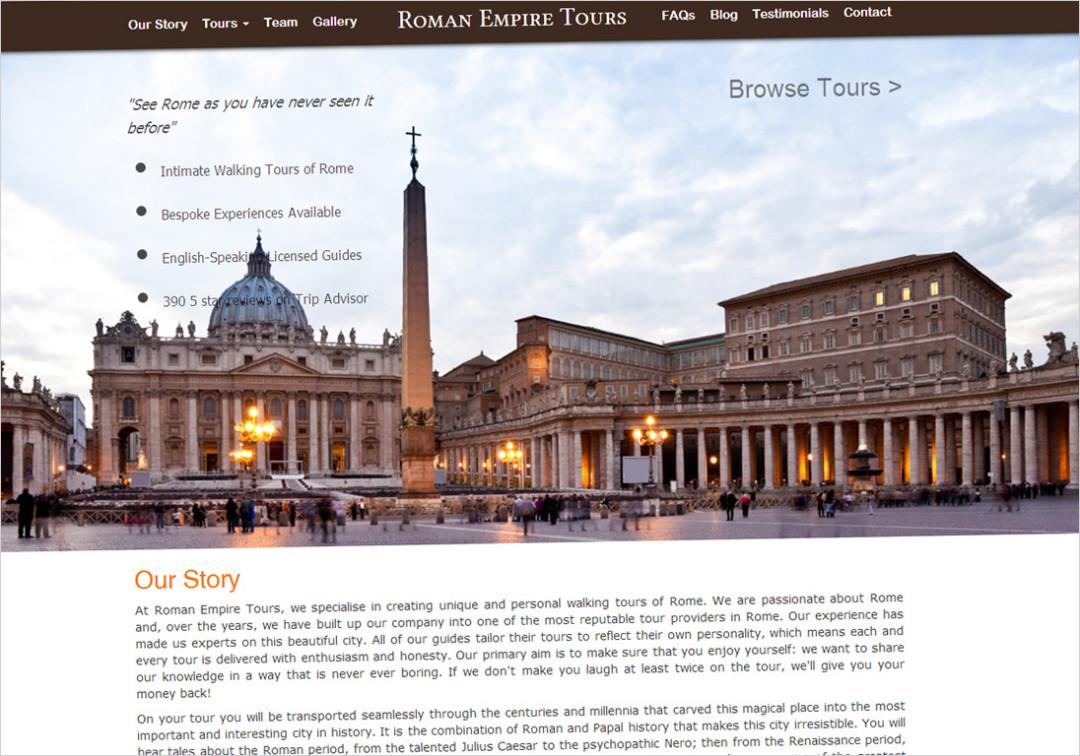 Roman Empire Tours