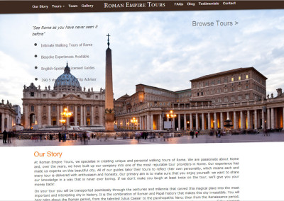 Roman Empire Tours