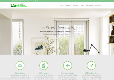 Less Stress removals
