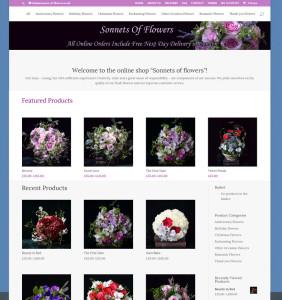 Sonnet of Flowers