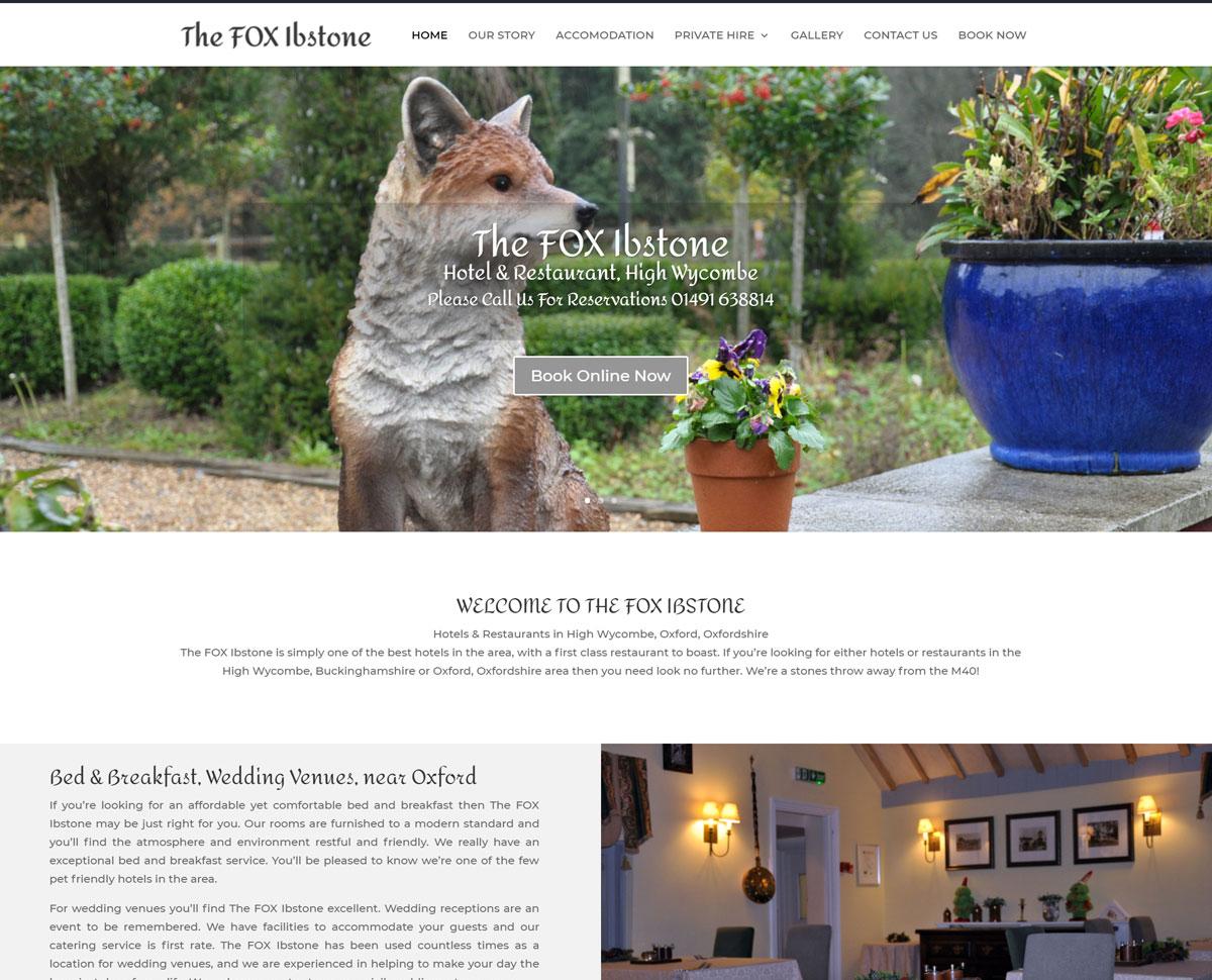 The FOX Ibstone Inn
