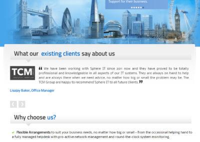 Sphere IT Consultants Ltd
