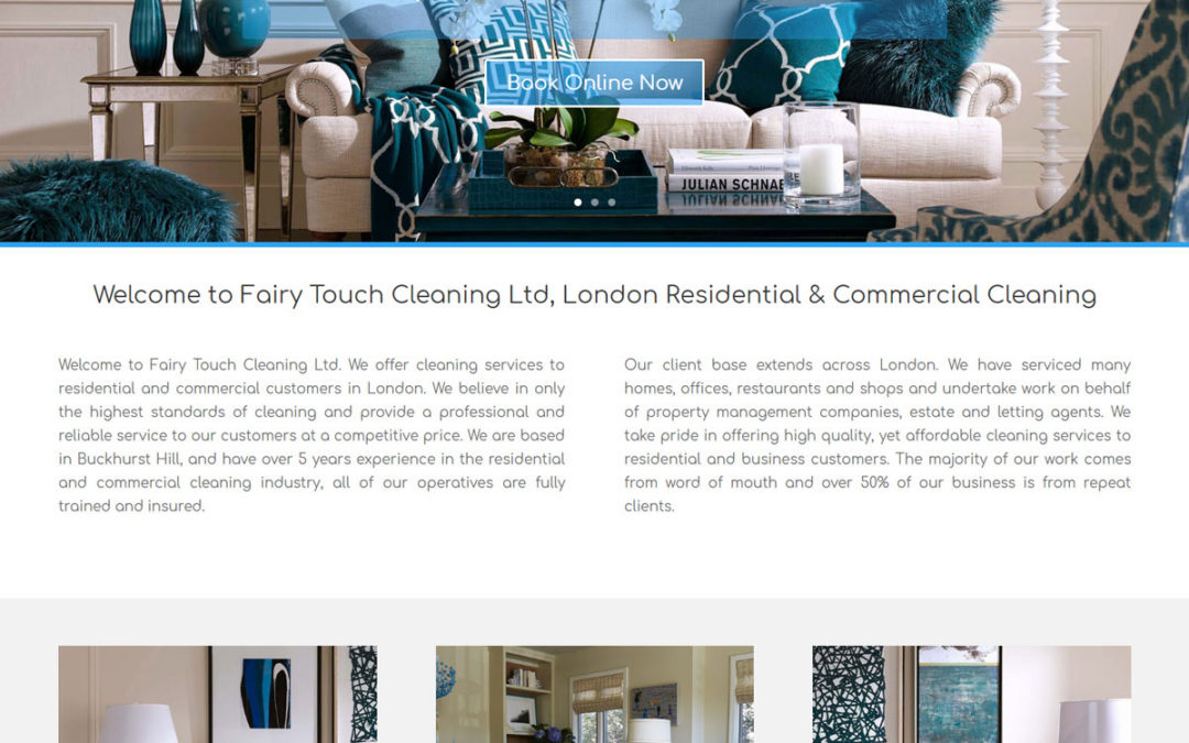 Fairy Touch Cleaning Ltd