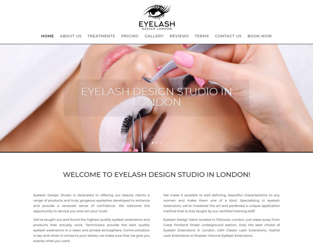 Eyelash Design Studio