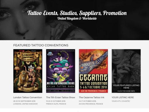 Tattoo Promo Directory