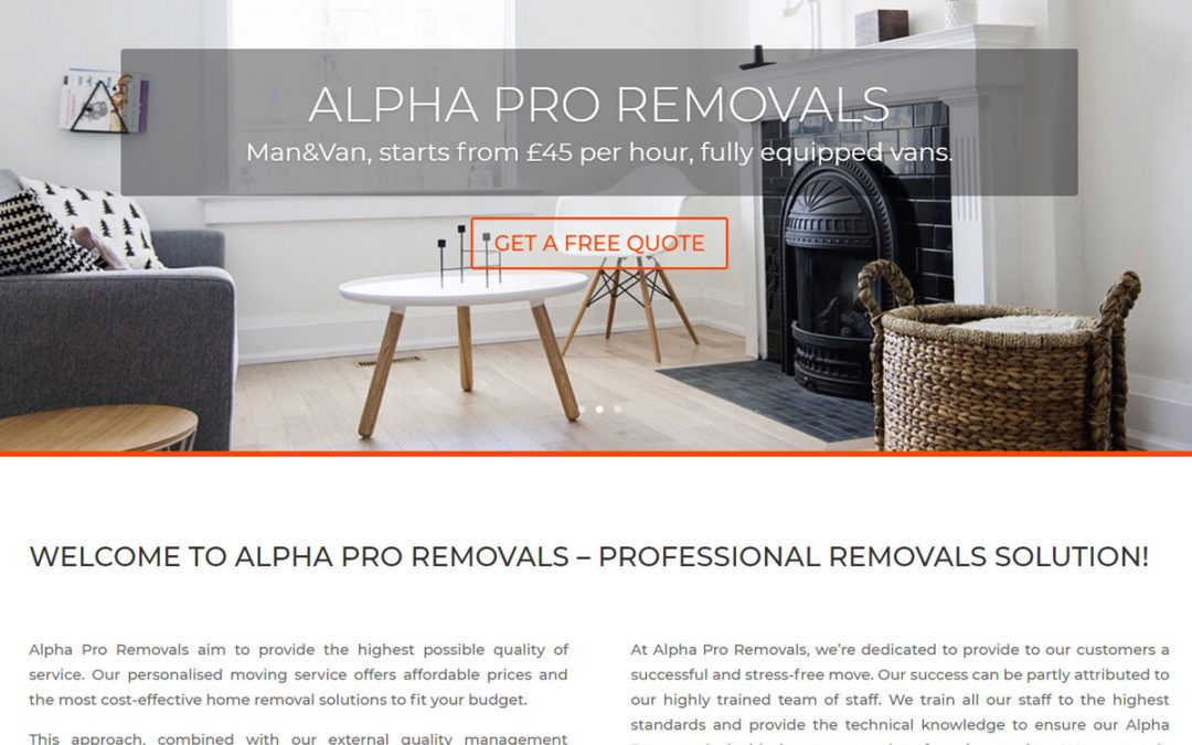 Alpha Pro Removals