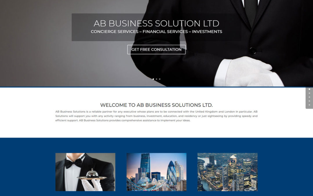 AB Business Solutions Limited