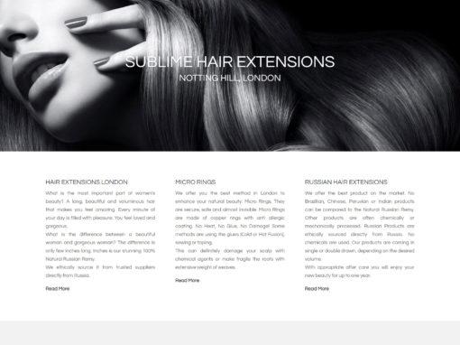 Sublime Hair Extensions Salon