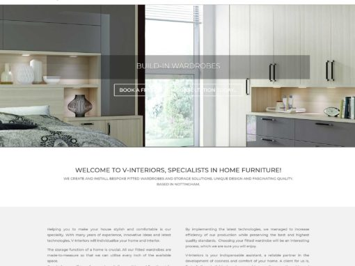 V-Interiors, Specialists In Home Furniture