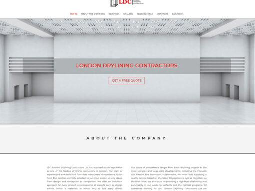 LDC London Drylining Contractors Ltd